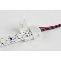 LampLed Uk 15cm Middle Connect Wire for 3528 Led Strips