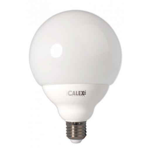 Calex LED G105 Globelamp 240V 11W 810lm E27 2700K Dimmable,
