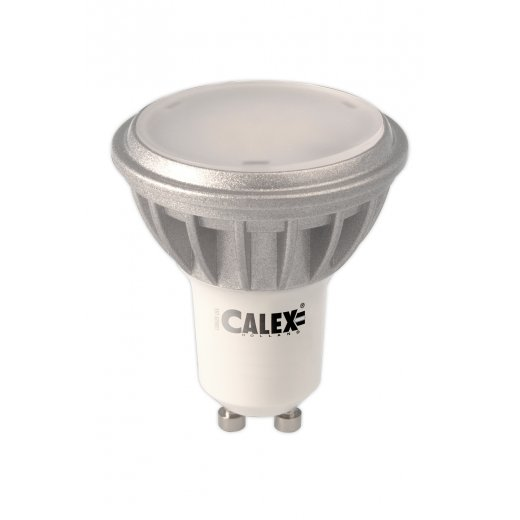 Calex SMD LED lamp GU10 240V 6W 350lm 3000K Dimmable