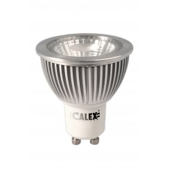 Calex COB LED lamp GU10 240V 6W cool white 4000K Dimmable, e