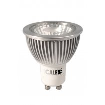 Calex COB LED lamp GU10 240V 6W warm white 2700K Dimmable