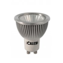Calex COB LED lamp GU10 240V 7W 450lm 35° warm white 2700K D