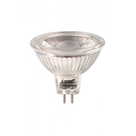 "Calex COB LED lamp MR16 12V 3W 230lm 2800K ""halogen look"""