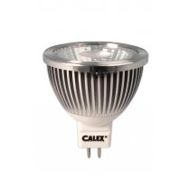 Calex COB LED lamp MR16 12V 6W warm white 2700K, energy labe
