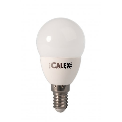 Calex LED Ball lamp 240V 4,5W 360lm E14 P45, 2700K