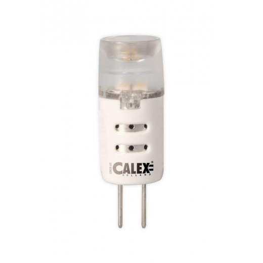 Calex LED G4 12V 2-led 1,5W 80lm 3000K, Non Dimmable