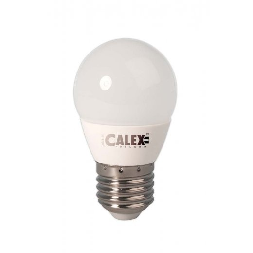 Calex LED GLS-lamp 240V 3W E27 A55, 250 lumen 2700K 25.000 h