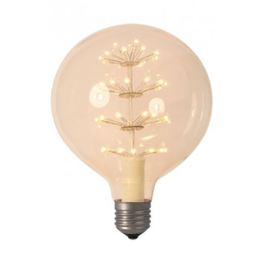 Calex Pearl LED Globe lamp G95 240V 2,0W 230lm E27, 46-leds