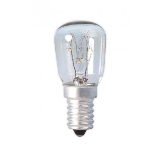 Calex Pigmy lamp 240V 15W E14 T26 clear, energy label E
