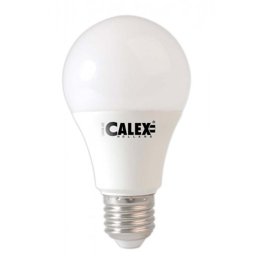 Calex Power LED A60 GLS-lamp 240V 12W E27, 3000K, energy lab