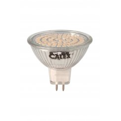 Calex SMD LED lamp MR16 12V 3W GU5.3 warm white 3000K, Dimmable