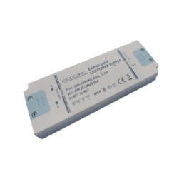 ECOPAC ECP-50-24VF Series 50 Watt Non Dimmable Driver