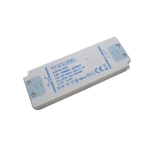 Ecopac Power ECOPAC ECP30-12VF Series 30 Watt Non Dimmable Driver