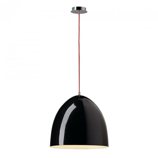 intalite pendant luminaire pd 115 e27 round black max 60w intalite from lampled a trading. Black Bedroom Furniture Sets. Home Design Ideas