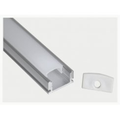 1M LED PROFILE SURFACE MOUNTING
