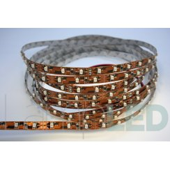 5M LED STRIP 3528 60LED PM 4.8 Watts Per M BLUE IP20