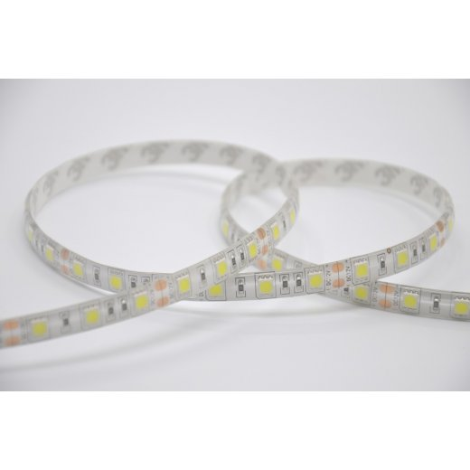 LampLed Uk 5M LED STRIP 5050 60LED PM 14.4 Watts Per M RGB IP65