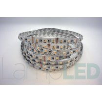 5M LED STRIP 5050 60LED PM 24 Watts Per M 4 in 1 RGBWW IP20