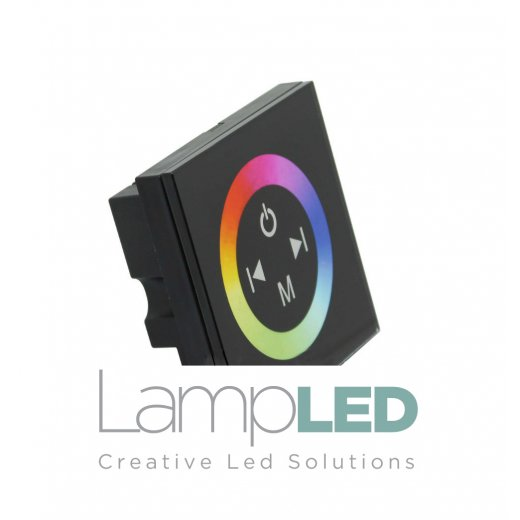 LampLed Uk Full Touch Screen RGB LED Controller