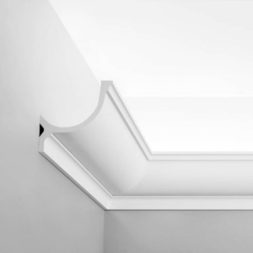 Orac Decor Skirtings Cornice moulding for Indirect Lighting