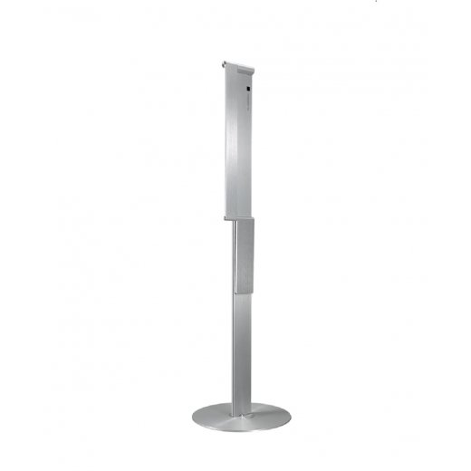 Qis Design BE Light Floor Lamp Silver
