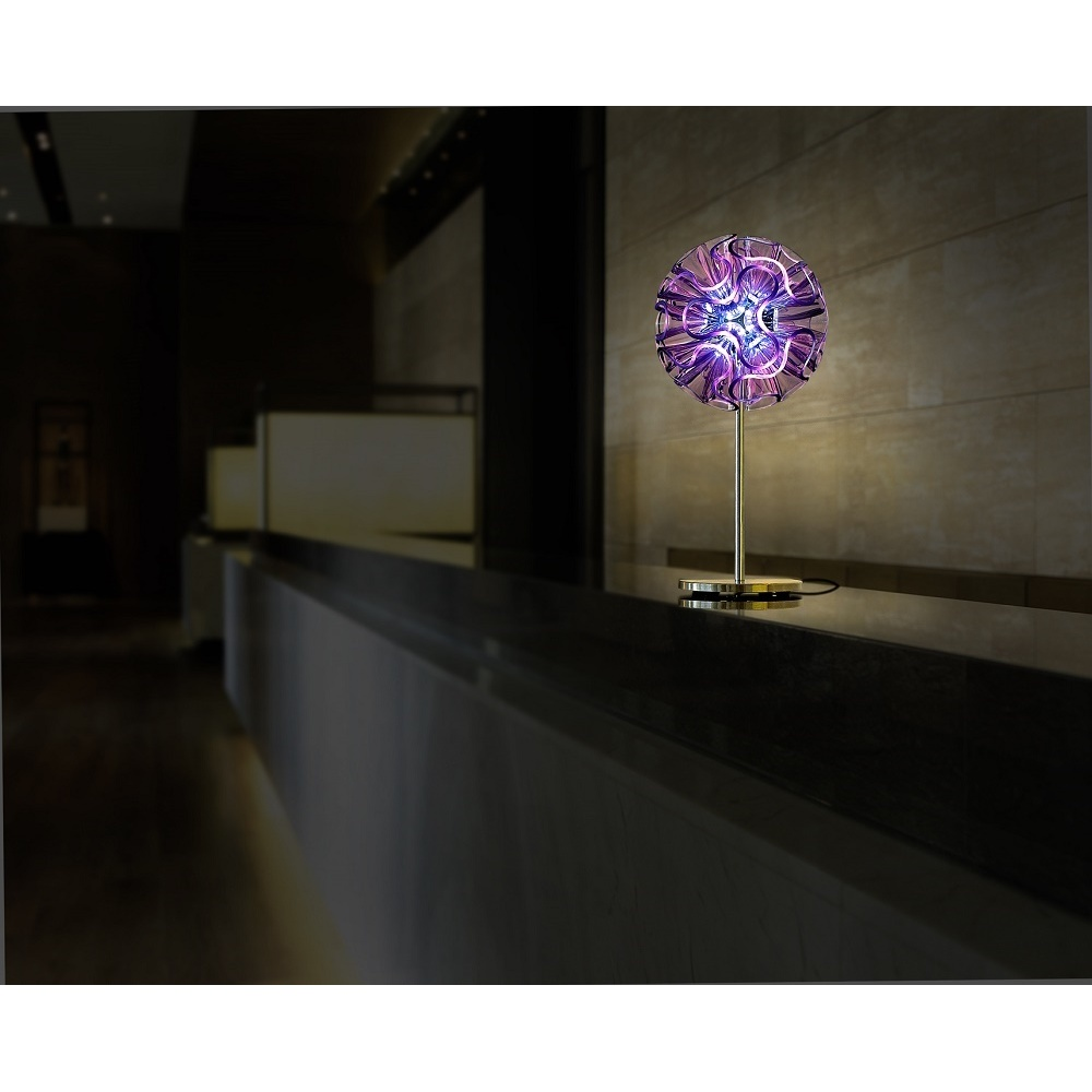 Coral table light for Table design led
