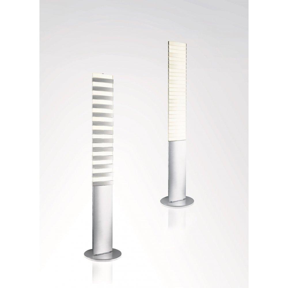Qis design piano led floor lamp warm white qis design for Led piano floor lamp