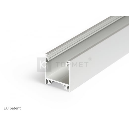 TOPMET PROFILE LED LINEA 20_EF/TY