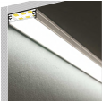 TOPMET Profile LED WIDE24 G/W